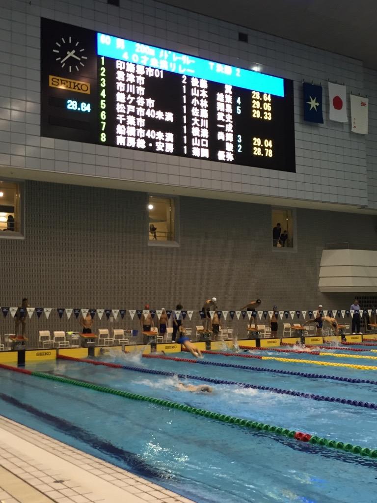 連盟 水泳 千葉 県